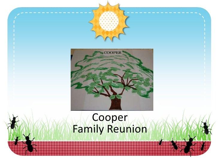 CooperFamily Reunion<br />