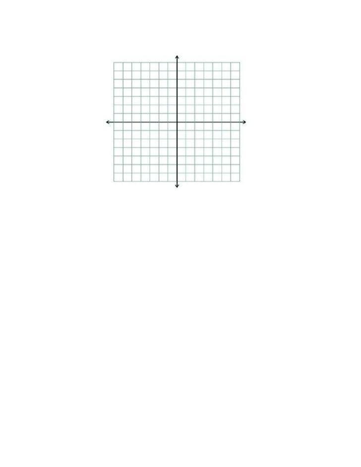 Coordinate grid