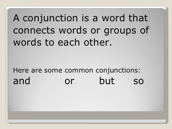 Coordinating conjunctions worksheets for grade 3
