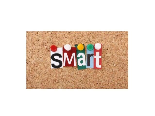 Méthode SMART    •   Spécifique                                          Equipe 1    •   Mesurable                        ...