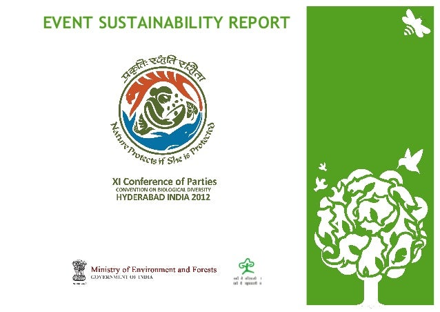 CoP11 Conference on Biodiversity Sustainability Report