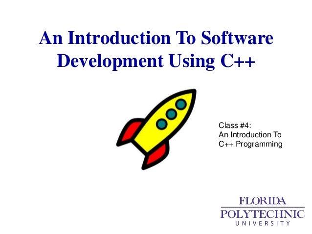 essay iii programming purpose software technology