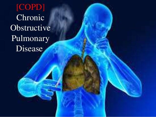 chronic obstructive pulmonary disease essay