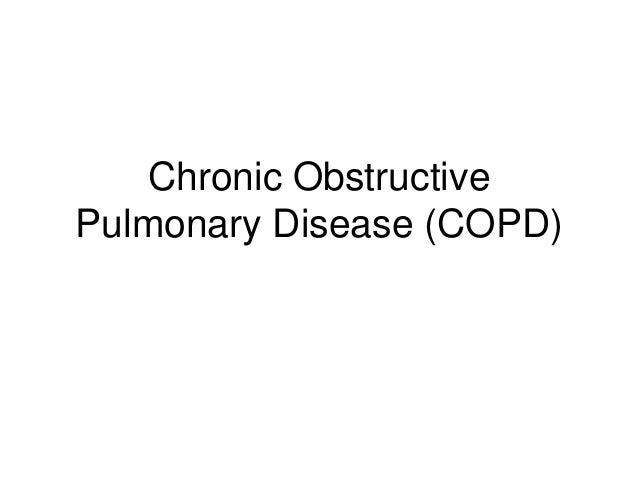 Copd gk
