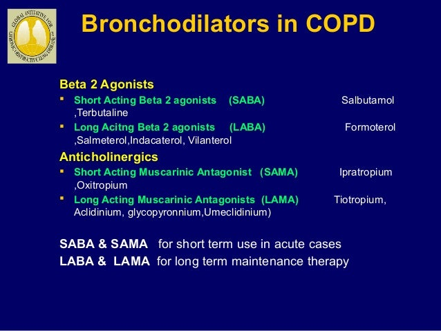 long acting beta agonist and steroid inhaler