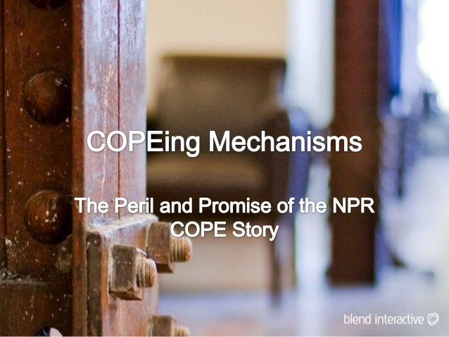 COPEing Mechanisms: The Peril and Promise of Create Once, Publish Everywhere
