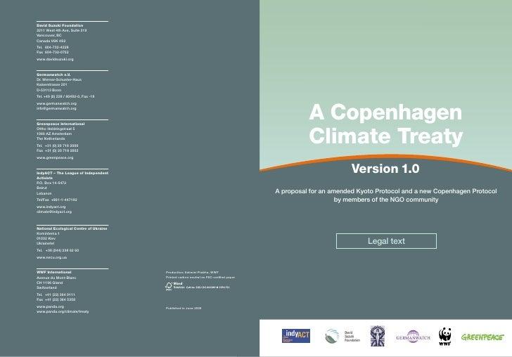 Copenhagen Climate Treaty Vol2 Indy Act