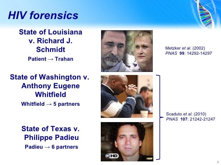 Forensics study washington state