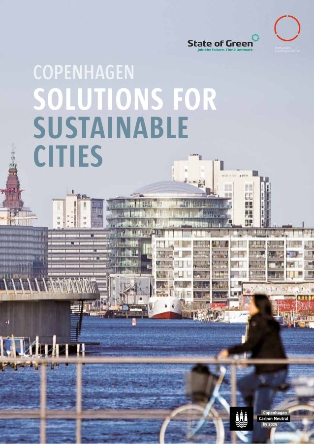 Copenhagen - Solutions For Sustainable Cities 2012 (Export Catalogue)