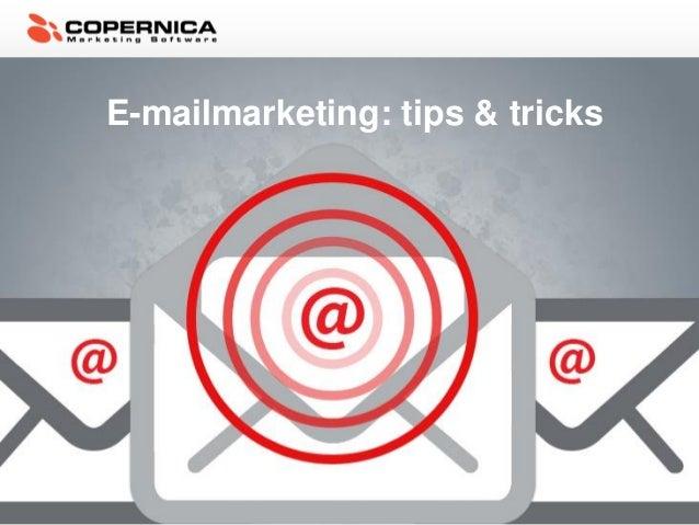 Copernica  tips om e-mail responsive te maken