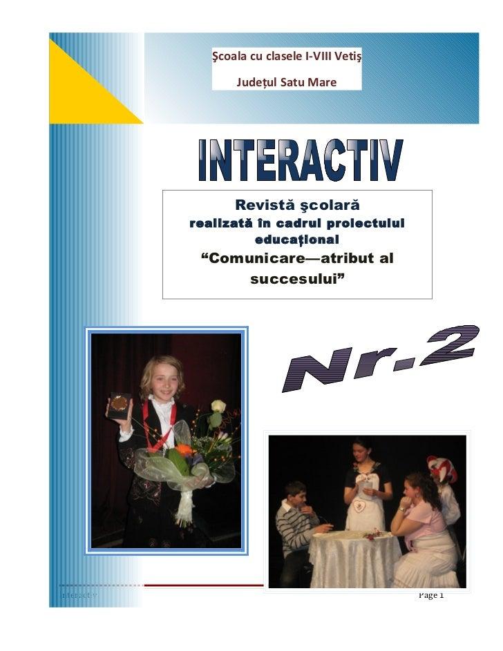 Revista nr 2