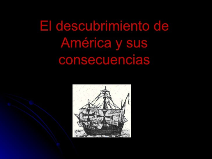 Descubrimiento De AméRica Esther PéRez