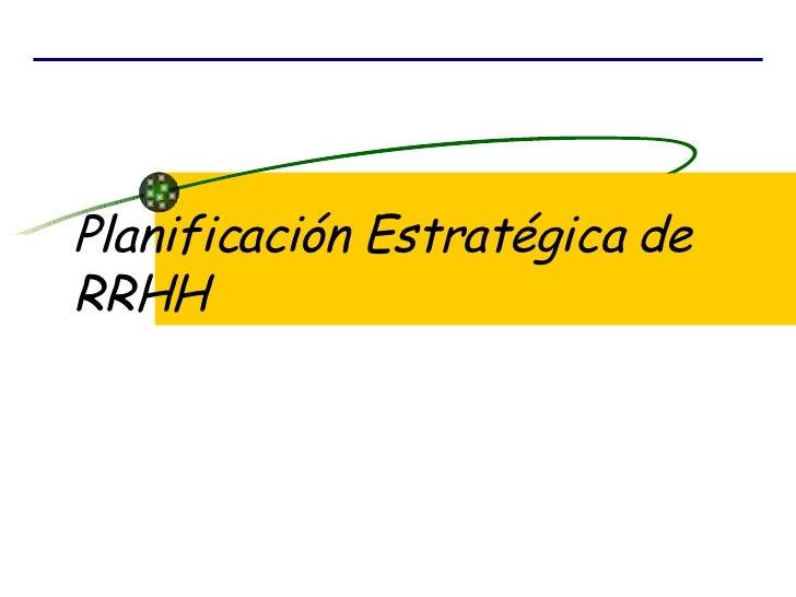 Copia De GestióN EstratéGica De Rr.Hh14