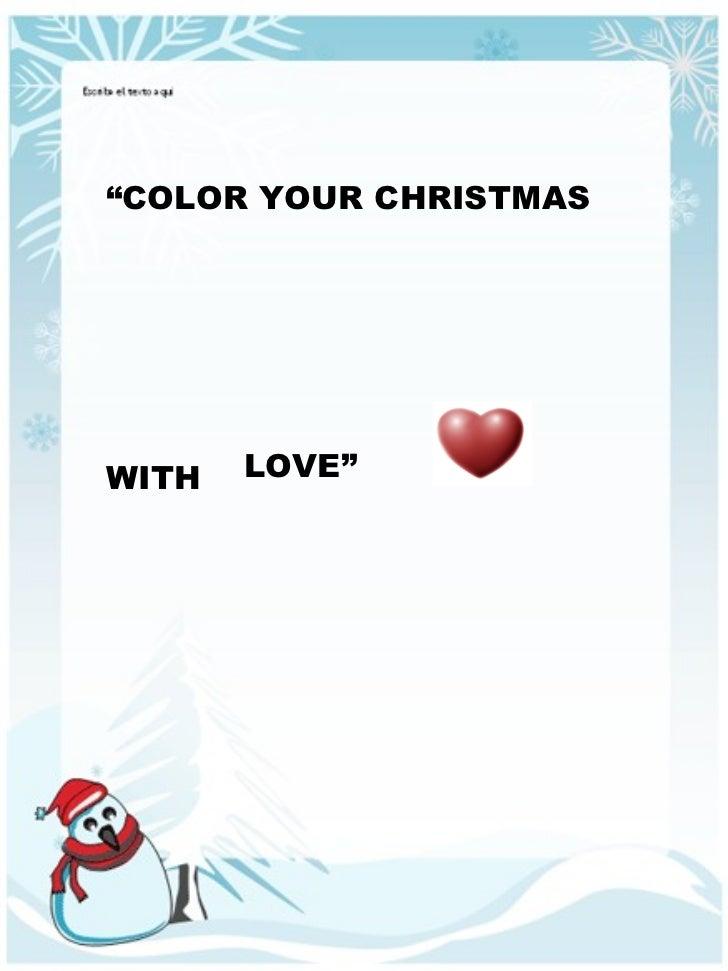 Copia de christmas song 1º
