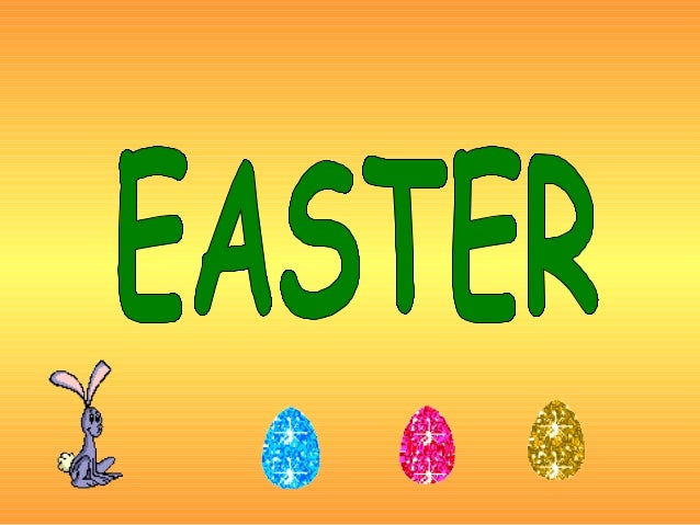 Easter is a very old                          festival.                      Easter celebrates                     the sta...