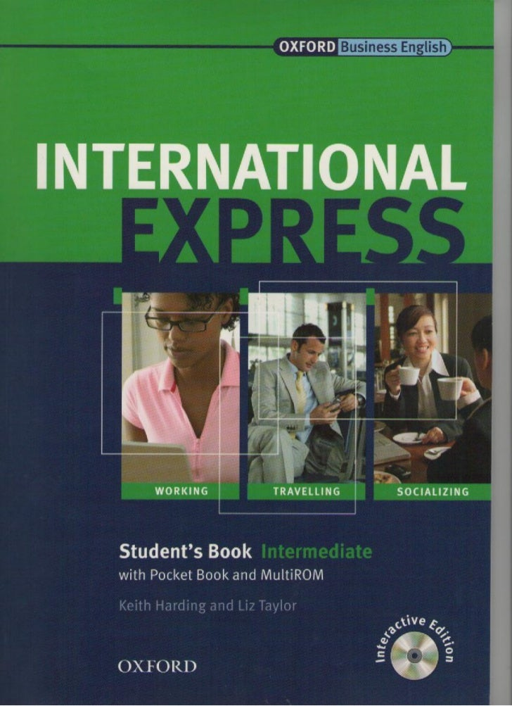 International Express Pre Intermediate