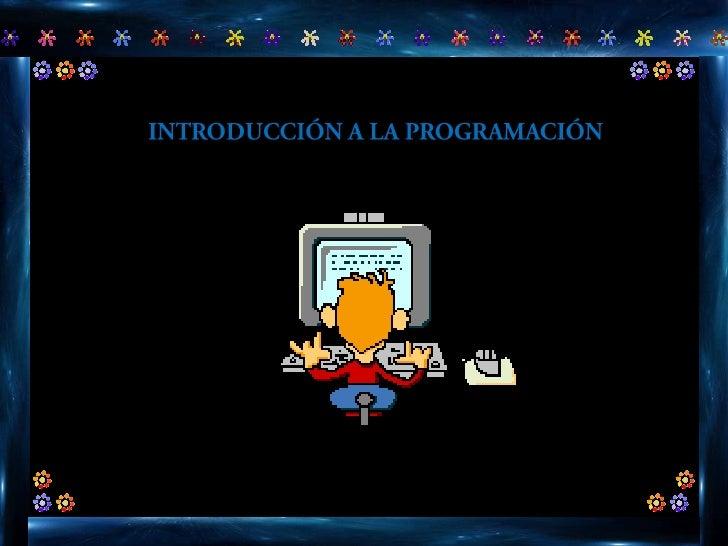 Introduccion a la Programación I parte
