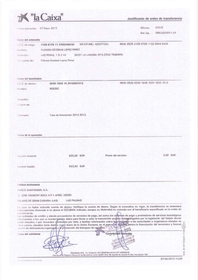 Canaryexcopia registro entrada zec proyecto estebita canarias for Oficina registro madrid