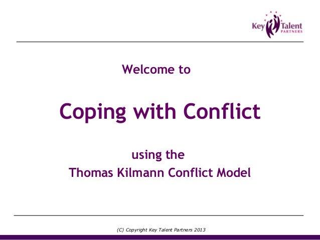 thomas kilmann conflict management style