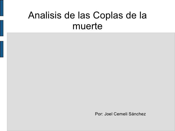 Coplas