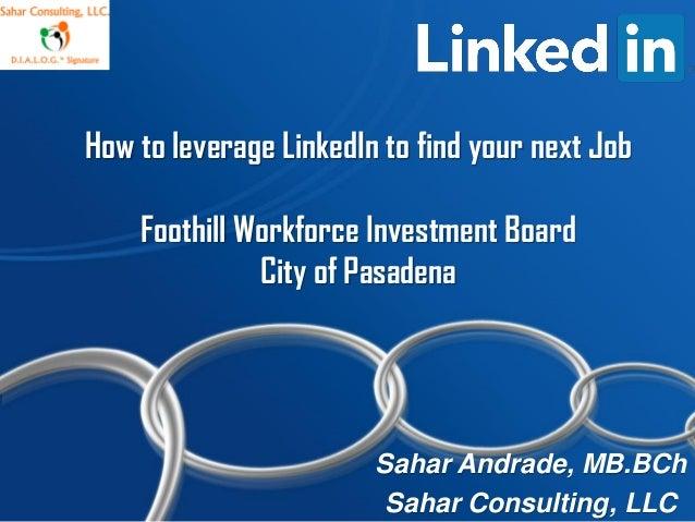 Advanced LinkedIn Strategies for Job Seekers