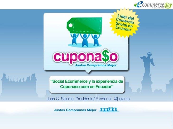 eCommerce DAY Guayaquil 2012