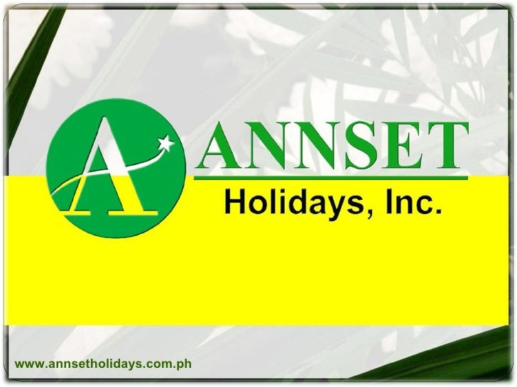 www.annsetholidays.com.ph