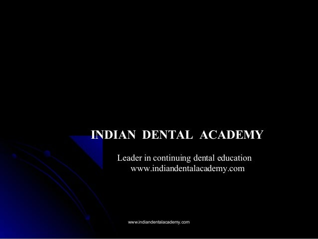 Copy of biographical account of /certified fixed orthodontic courses by Indian dental academy