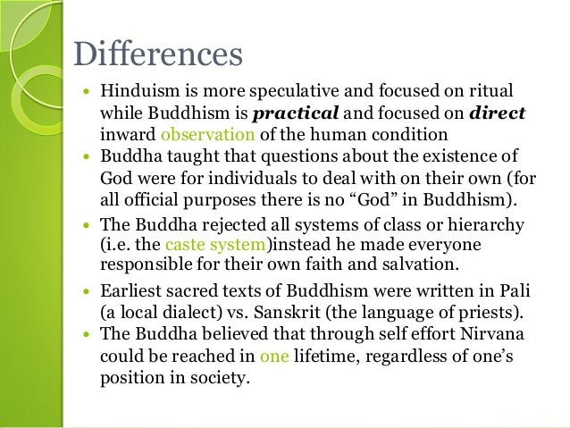 a comparison of absurdness and buddhism Early on in religulous,  simply talking to religious followers who can't even answer basic questions about their religion, thereby revealing the absurdness of it.