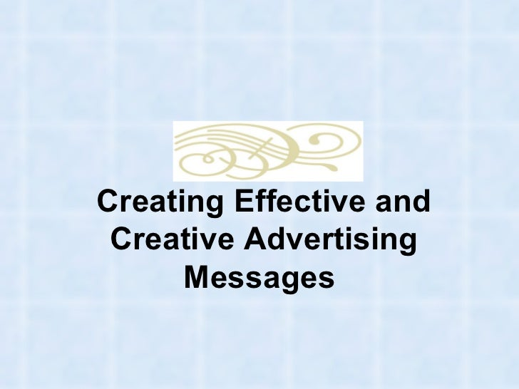 Copy of day 9-creativity in advertising