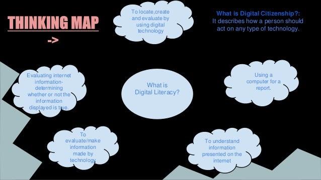Copy of digital citizenship  literacy