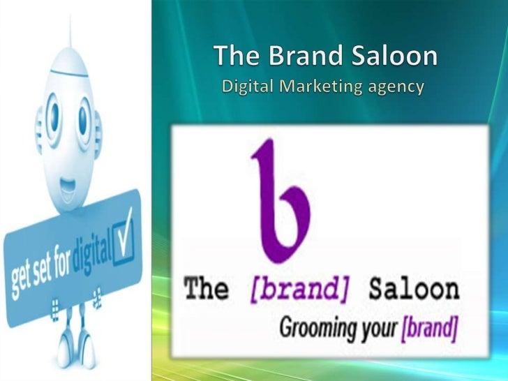The Brand Saloon - Digital Marketing Training Courses in Mumbai