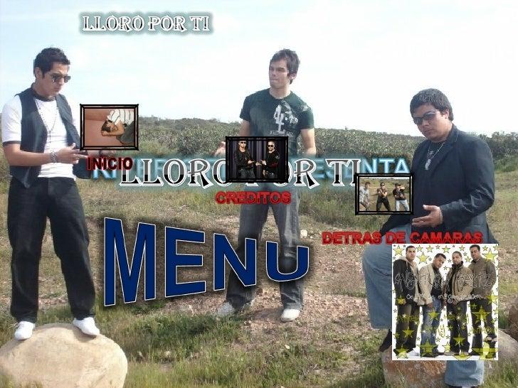 RIVER'S FILM PRESENTA INICIO
