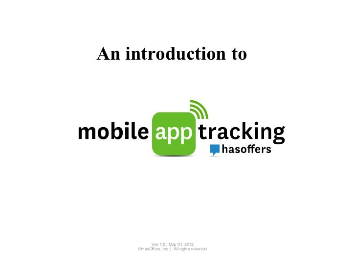 Mobile App Tracking - How it Works