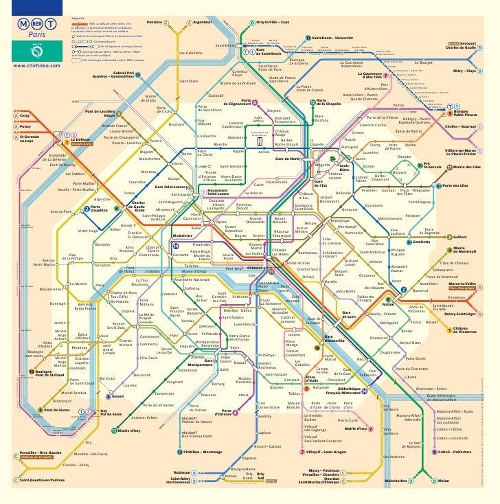 Copy of metro