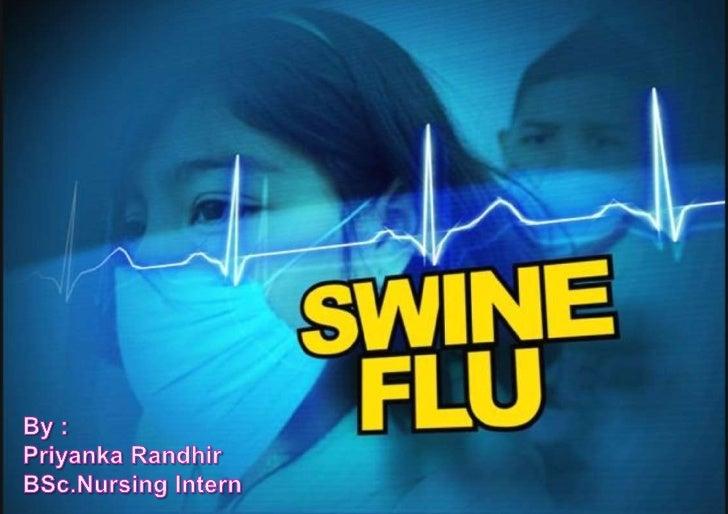 swine Flu Influenza Pptx