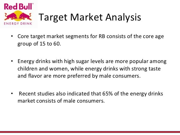 energy drink essay conclusion The energy drink industry which is dominated by red bull and v energy drinks is worth 151 million dollars and is growing by 47% per year energy drinks is the fastest growing category in the soft drink market i have chosen three different companies in this report to analysis which segments they target, powerade, red bull and coca cola red.