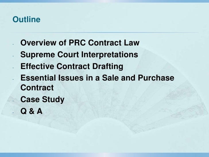 law of contract case study and solution Case studies in sport and exercise psychology  contract law: moot court case  this is an excerpt from introduction to sport law.