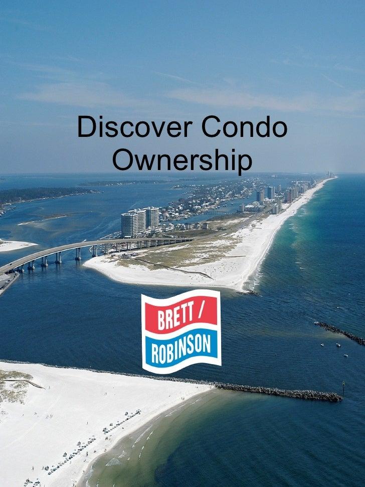 Discover Condo Ownership