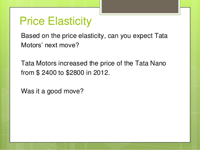 Tata s Nano Project: Capital Investment Lessons | Finance Case Study