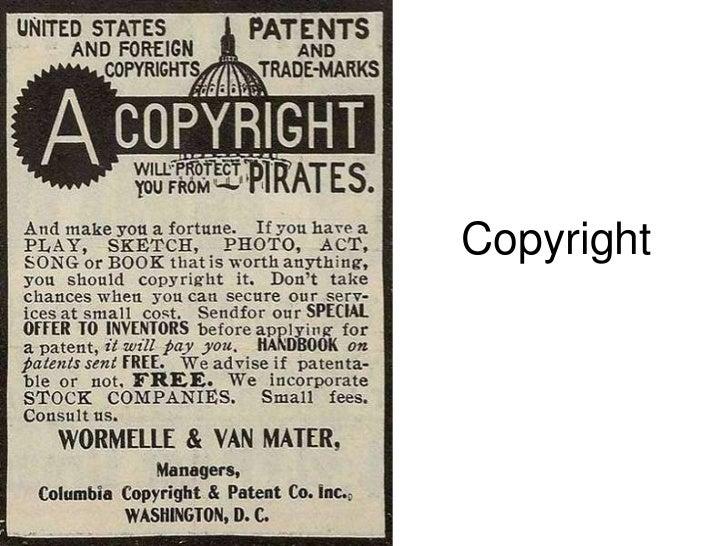 Copyright Presention
