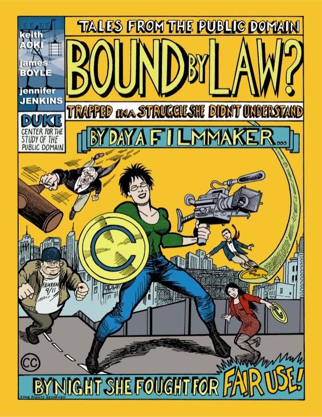 Copyright Graphic Novel