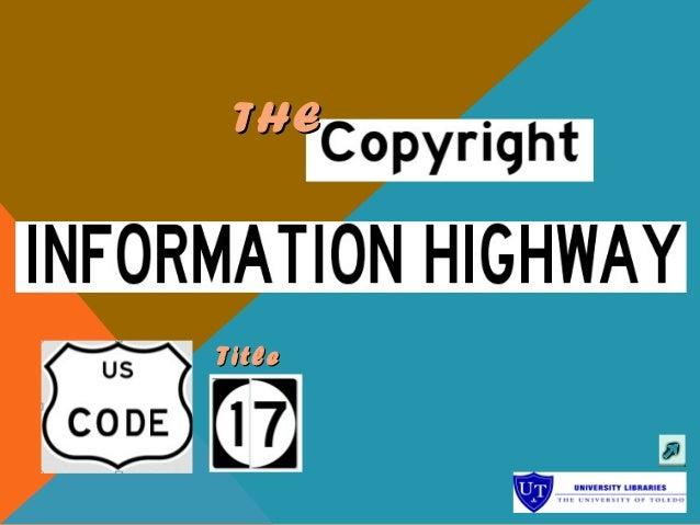 UT Copyright 101
