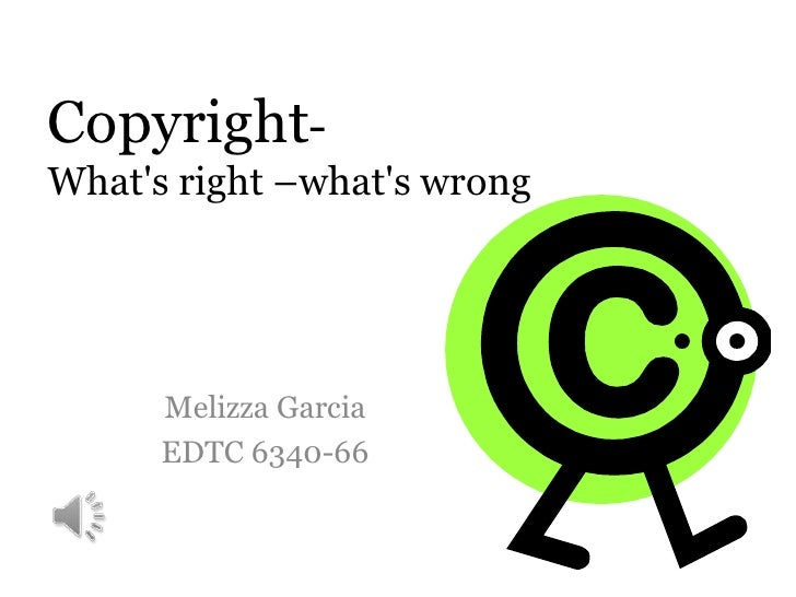 Copyright #4