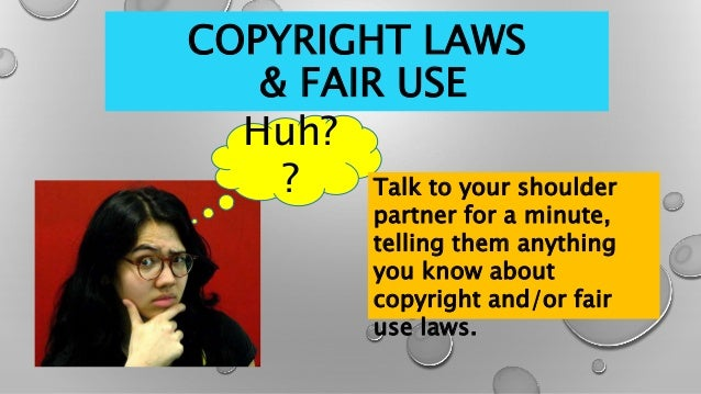 copyright and fair use essay What follows are a few questions that are frequently asked by students writing theses and dissertationsdissertation copyright fair use best write my essay for.
