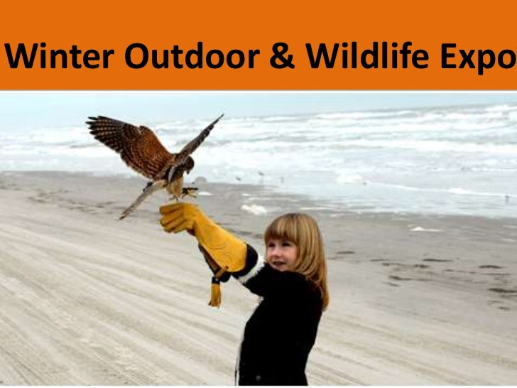 Winter Outdoor Wildlife Expo