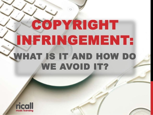 Dissertation Copyright Infringement