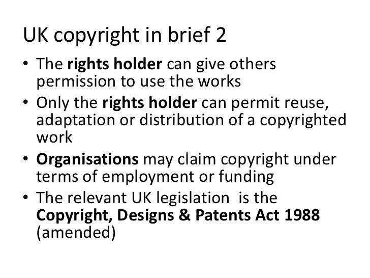 publish dissertation copyright