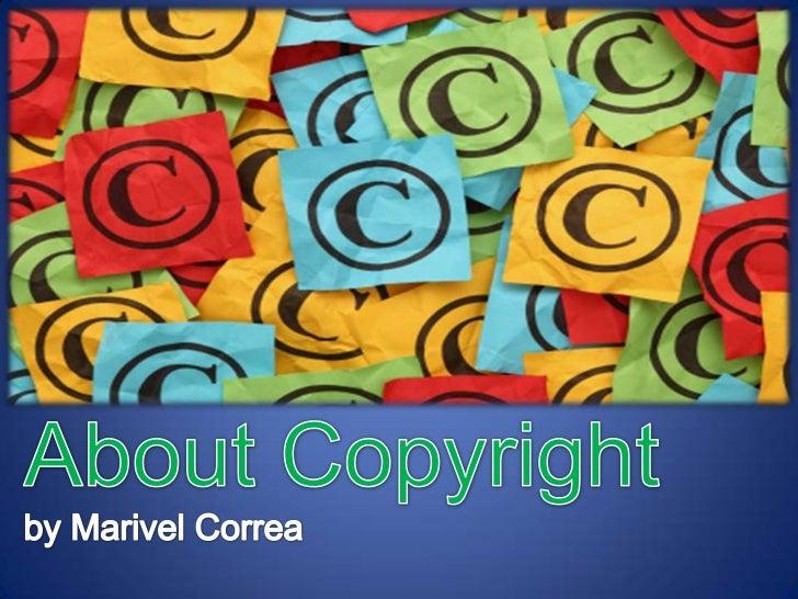 Copyright presentation 3