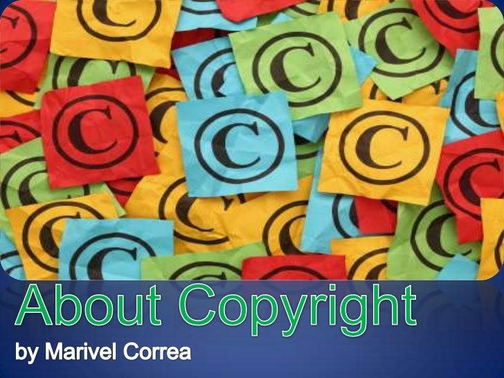 Copyright presentation 5